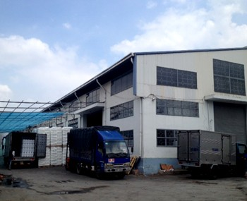 Rental factories Saigon