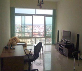Apartment for rent Tan Da building