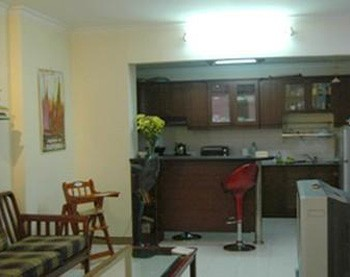 Rental apartment Cao Dat building