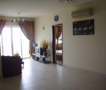 Apartment for rent Hung Vuong Plaza building