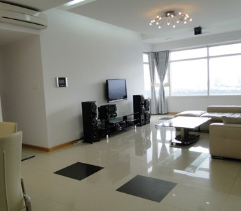 Apartment for rent Nam An building