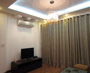 Apartment for rent Canh Vien 1 building