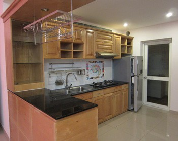 Apartments for rent Canh Vien 1 building