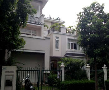 Rental villa My Phu