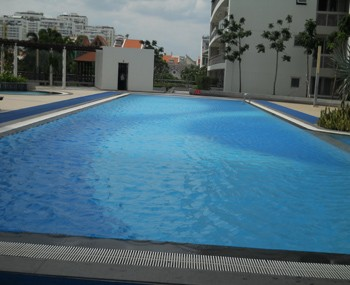 Apartment for rent swimming pool