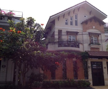 Rental houses Trung Son