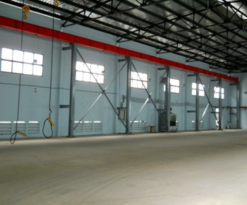 Factory for rent Binh Chanh district