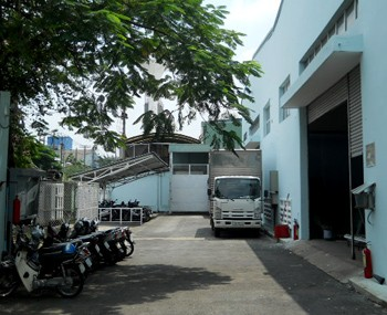 Factories for rent Binh Chanh district