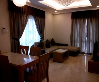 Apartment for rent The Saigon Pavillon