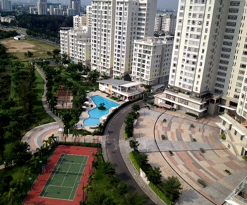 Penthouse for sale Phu My Hung