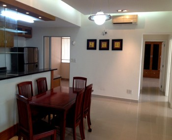 Rental apartment student Ho Chi Minh City