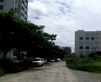 Rental buildings Nha Be district