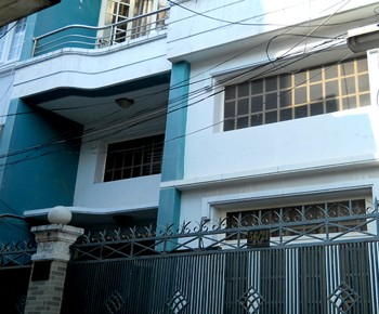 House for sale Binh Thanh district