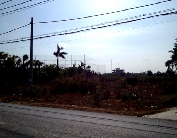 Land for sale Binh Tan district