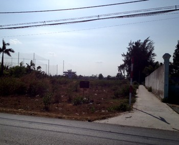 Buy land Binh Tan district