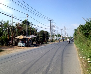 Buy lands Binh Tan district