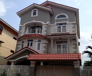 Villa for rent RMIT International University