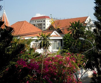 Villa for sale Thao Dien