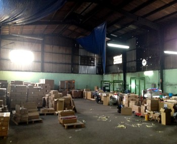 Warehouses for rent Binh chanh district