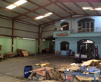 Rental warehouses Binh chanh district