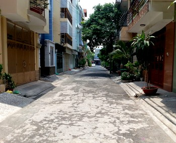 Purchases houses Tan Binh district