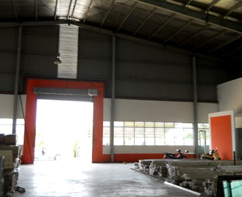 Rental factory Cu Chi district