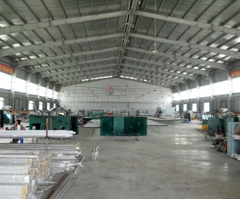 Warehouse for rent Cu Chi district