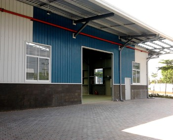 Warehouses for rent Nha Be district