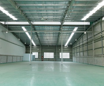 Factory for rent Can Gio district