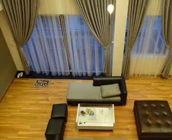 Penthouses for rent Phu My Hung