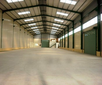 Warehouse for rent industrial park