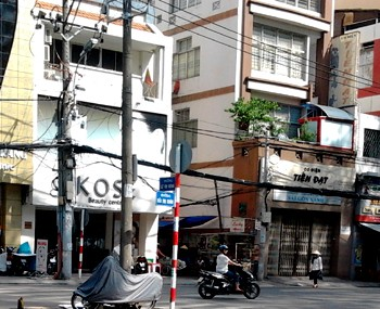 Coffee shops for rent Ho Chi Minh City