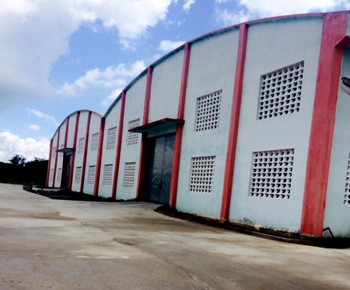 Warehouse for rent airport