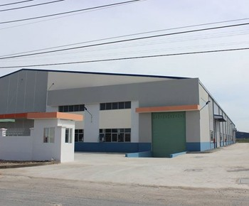 Factory for rent Long An district