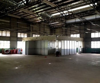 Warehouse for rent Tan Phu district