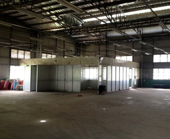 Rental warehouses Tan Phu district