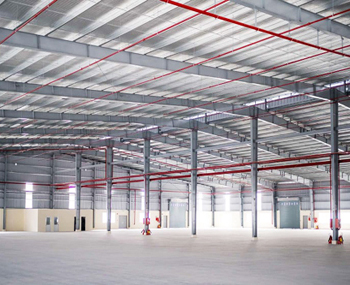 Factories for lease Binh Duong province