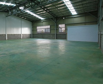 Factory for lease Long An province