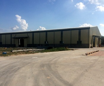 Warehouse for lease Cu Chi