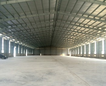 Warehouses for lease Cu Chi