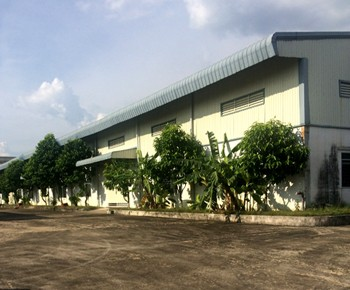 Warehouse for lease Nha Be