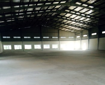 Warehouses for lease Nha Be