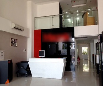 Showroom for rent Saigon