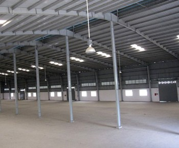 Factory for lease Tan Binh