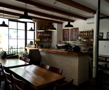 Restaurant for rent Phu My Hung