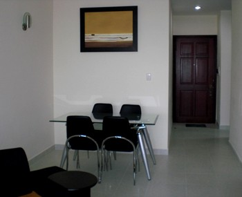 Rental apartment Hoang Kim building