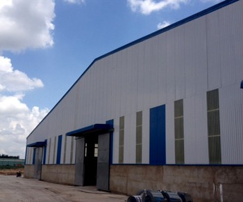 Warehouse for lease Can Gio