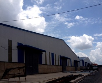 Rental warehouse Can Gio
