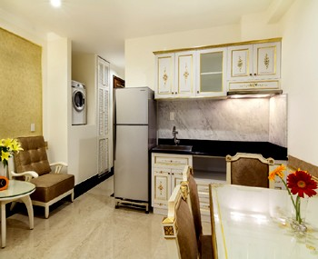 Apartments for sale Phu Hoang Anh building
