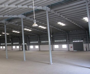 Factory for rent Go Vap district